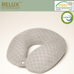 Deluxe Travel Pillow Gray