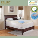 Gel Infused Memory Foam Topper 3in